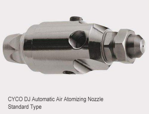 DJ Otomatik Hava Atomize Nozul